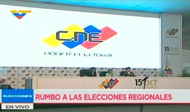 Siga el minuto a minuto de las elecciones regionales del 15 O