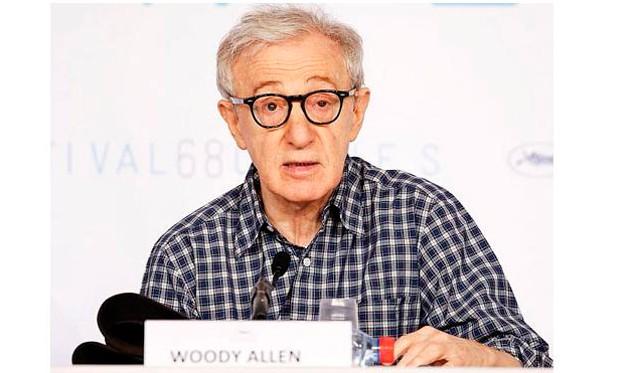 Woody Allen dijo que le da