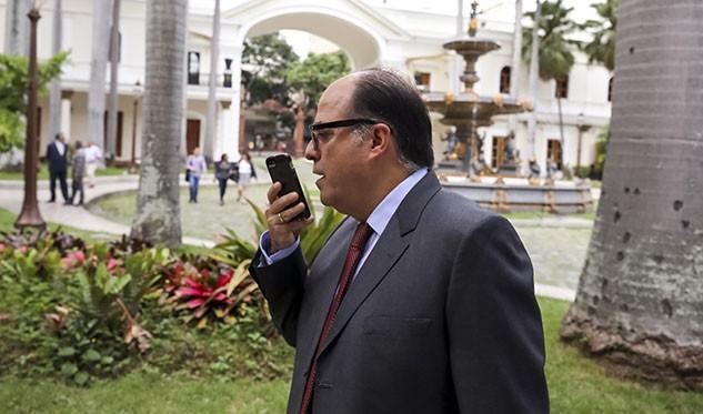Borges: Gobernadores opositores no se humillarán ante la Constituyente