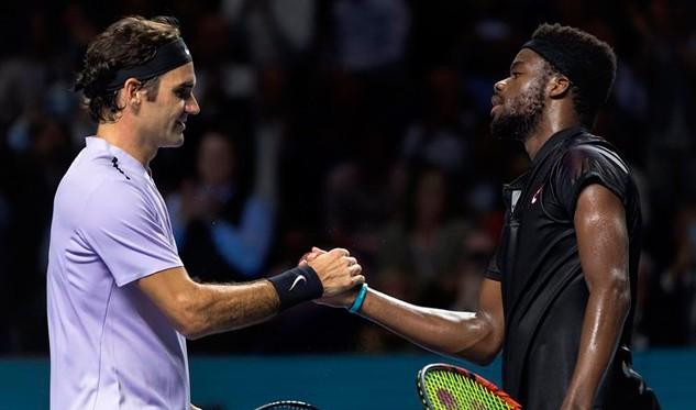 Federer apunta a cuartos de final en el ATP de Basilea