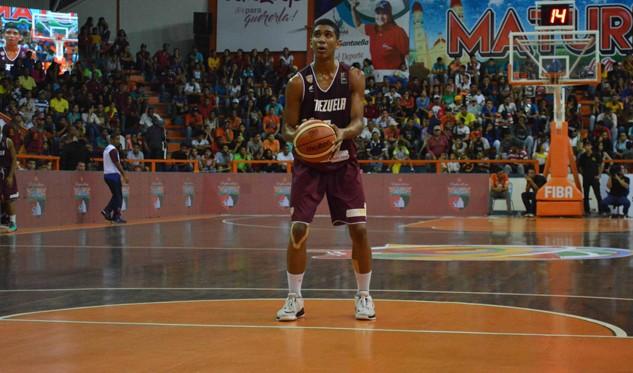 Venezuela se quedó con el subcampeonato del Suramericano Sub14 de Baloncesto