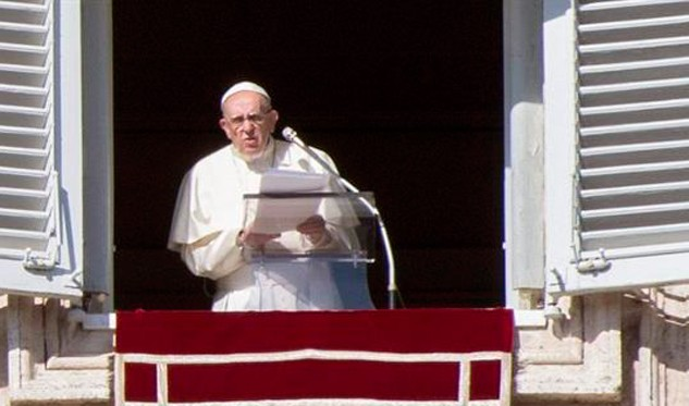El Papa afligido por atentados terroristas en el mundo