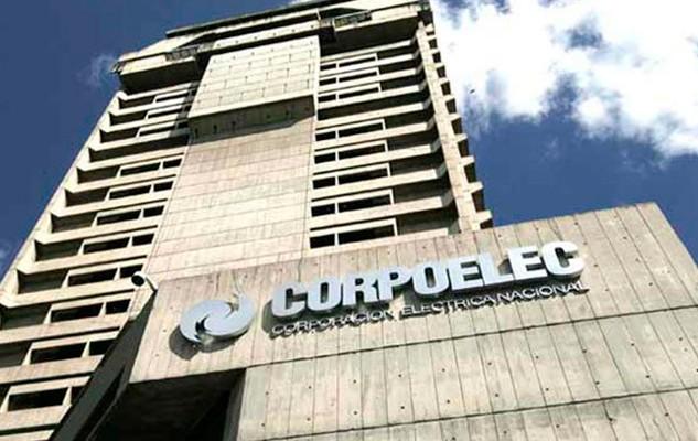 Corpoelec transfirió pago de intereses por bono de 27.625 millones de dólares