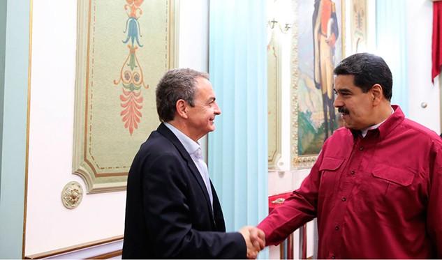 Estamos muy cerca de un acuerdo definitivo por la convivencia y la paz — Jorge Rodríguez