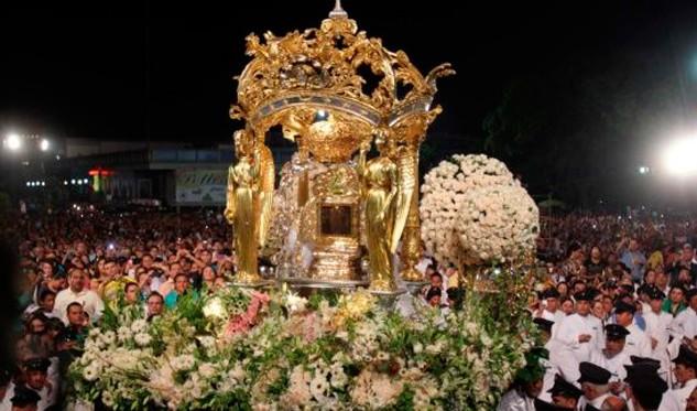 Este sábado Maracaibo celebra el día de la virgen de Chiquinquirá