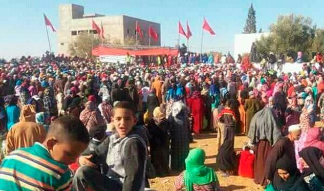 Marruecos: Donación de alimentos termina con 15 personas muertas