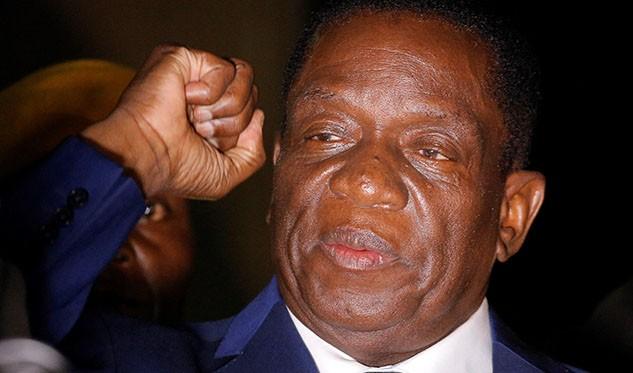 Mnangagwa promete una nueva democracia para Zimbabue