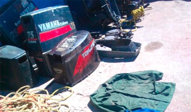 Desmantelan banda que acecha a pescadores