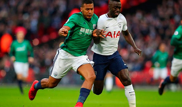 Gol de Salomón Rondón en Wembley puso a sudar al Tottenham