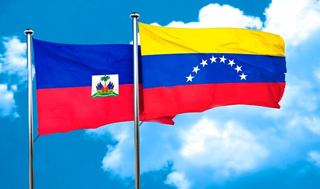 Firman presidentes de Venezuela y Haití acuerdos de cooperación
