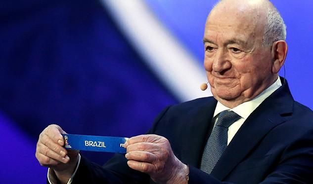 Costa Rica enfrentará a Brasil, Suiza y Serbia en Rusia 2018