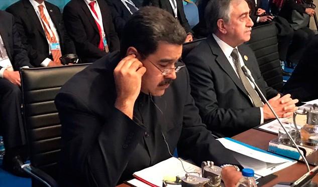 Nicolás Maduro se reunirá con presidente de Turquía en comunidad islámica