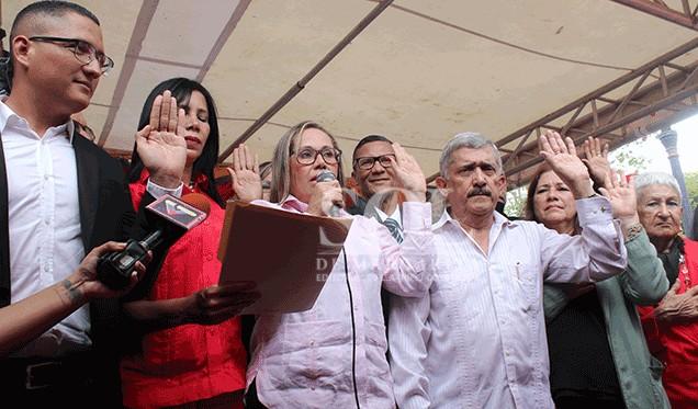 Venezuela advierte que aplicará justicia contra alcaldes que instiguen a violencia