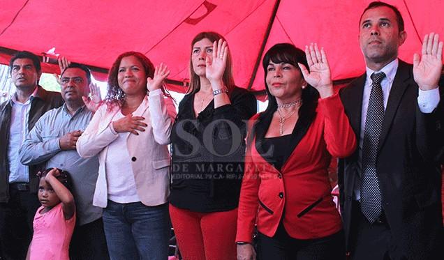 Alcaldes opositores de Mérida se juramentaron ante ANC