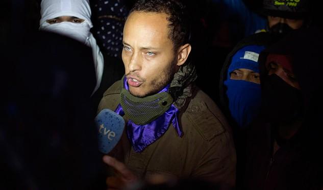 Policía Óscar Pérez se atribuyó asalto a un cuartel militar — Venezuela