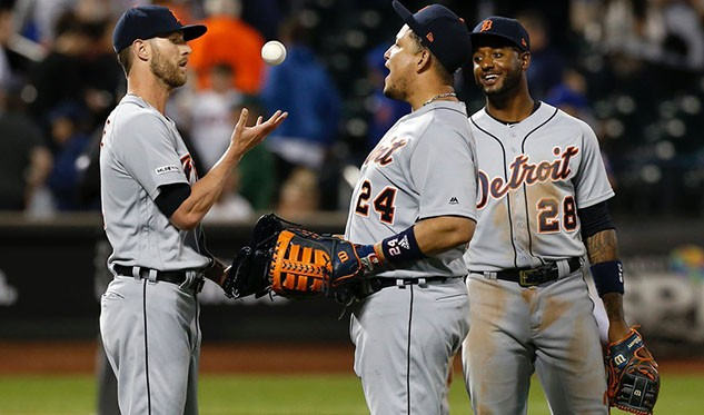 Foto: CORTESIA @tigers